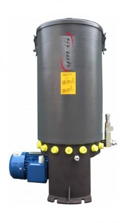 Jedno/wielowyjściowa pompa elektryczna GACOL PG-25