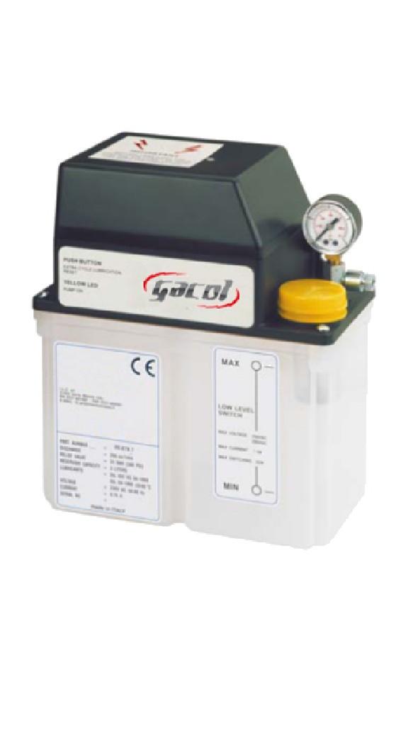 Zębata pompa elektryczna do układów jednoliniowych CME