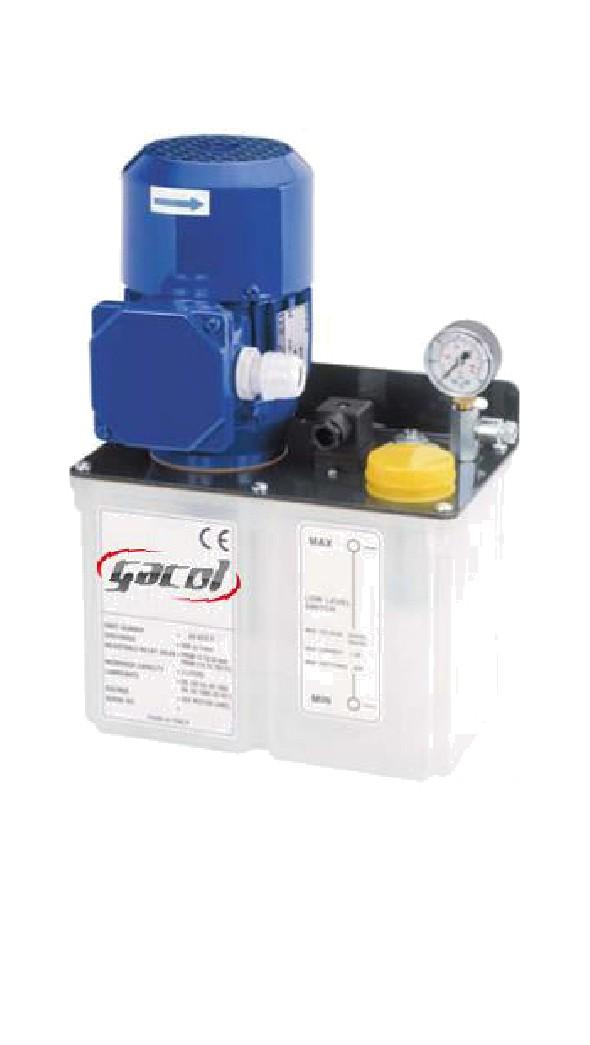 Zębata pompa elektryczna do układów jednoliniowych MPT