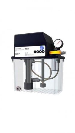 Zębata pompa elektryczna do układów rezystancyjnych CME-BP