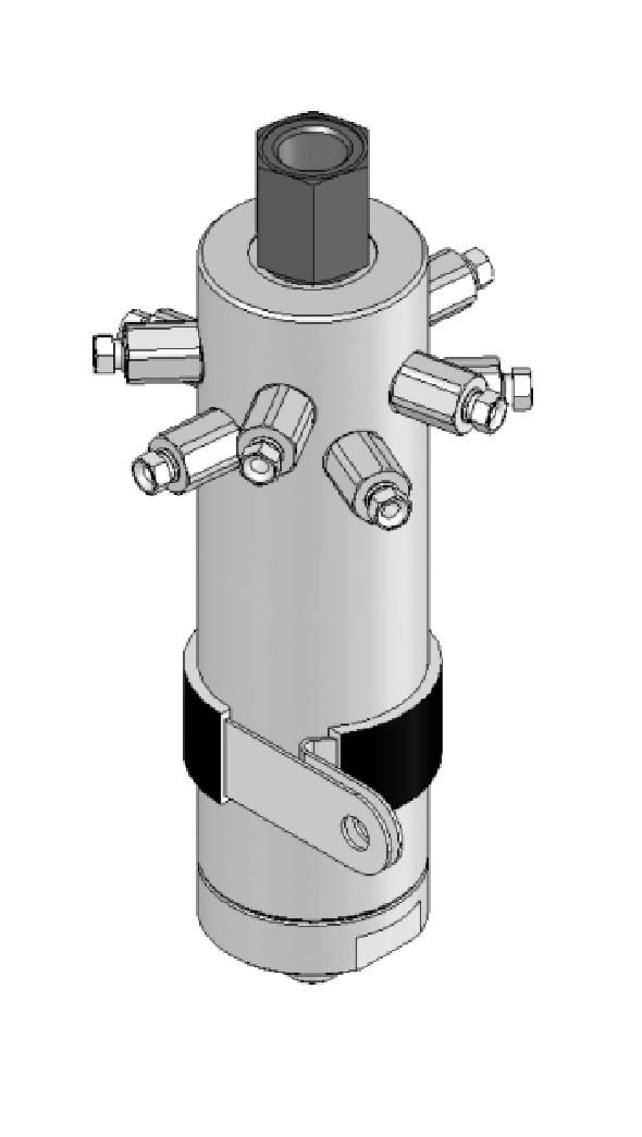 Hydrauliczna pompa POAG