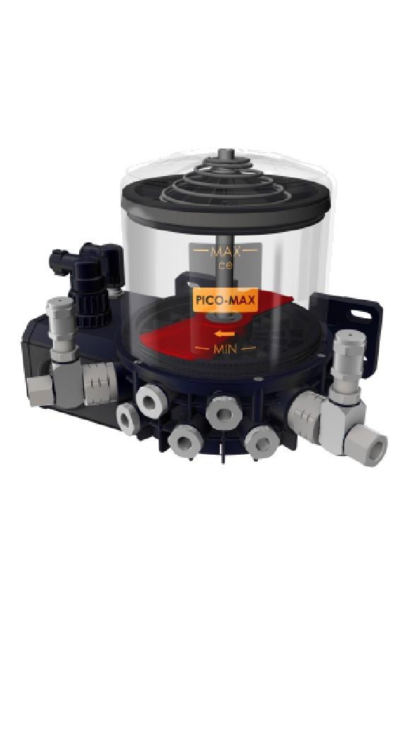 Elektryczna pompa do oleju