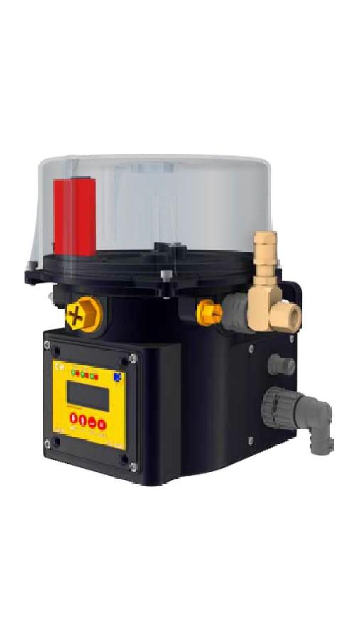 Jedno/wielowyjściowa pompa elektryczna ILC-MAX