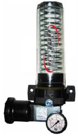 Olejowa pompa pneumatyczna